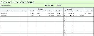 This Filename Accounts Receivable Aging Payable Template