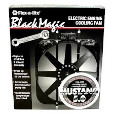 flex a lite black magic electric fan (86 93 mustang 5 0) Fan Limit Control Wiring Diagram at Flex A Lite Black Magic Wiring Diagram