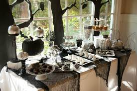 Classy Halloween Decorations 34 halloween home decore ideas -  inspirationseek