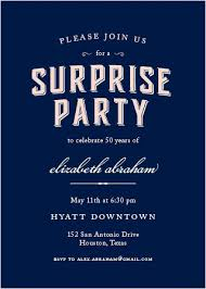 surprise birthday party invite surprise birthday invitations match your color style free