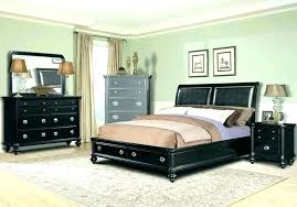 antique black bedroom furniture. Beautiful Black Black Antique Bedroom Furniture Vintage  Style En  And Antique Black Bedroom Furniture