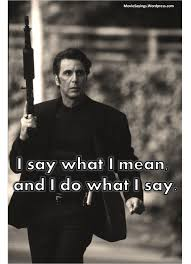 Al Pacino In Heat 40 Quotes Pinterest Quotes Movie Classy Heat Quotes