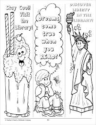 Small Picture Reading Bookmark Coloring Pages Coloring Home