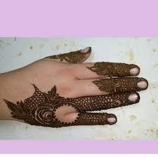 stylish mehndi lover by zoya
