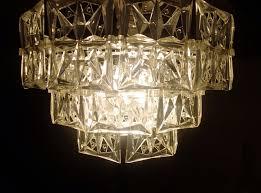 mini acrylic chandeliers