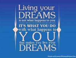 Quotes On Living Your Dreams Best of Motivational Picture Quote Living Your Dreams Www24WomenDreamCom