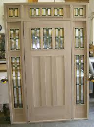 craftsman style front doorsCraftsman Style Front Doors