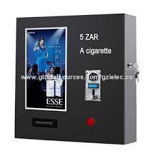 Single Cigarette Vending Machine Delectable Wall Mounted Automatic Mini Single Cigarette Vending Machine
