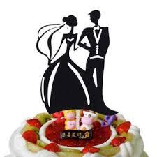 Presyo Ng Funny Romantic Wedding Cake Topper Figure Bride Groom