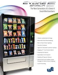 Product Vending Machines For Sale Custom The Next Generation Of Snack Merchandisers Vending Machines For