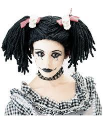 gothic rag wig