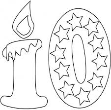Small Picture Birthday Coloring Pages HubPages