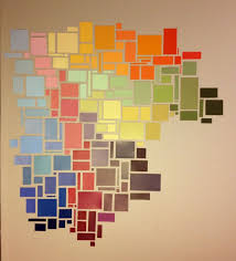 Small Picture Pinterest shapes paint wall art island colorfull blue yellow pink