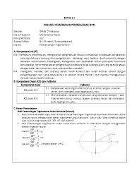 Panjang sisi dan besar sudut.hubungan antara panjang sisi dan. Doc Rpp Kd 3 7 Wajib Rasio Dan Perbandingan Trigonometri Docx Azlan Andaru Academia Edu