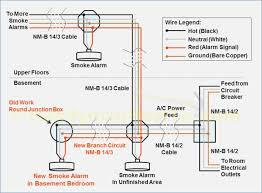 smoke detector interconnect wiring diagram fasett info Home Smoke Detector Wiring smoke detector interconnect wiring diagram