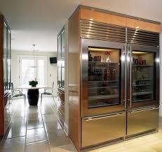 see through refrigerators dare to go bare