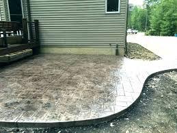 concrete patio costs per square foot concrete patio cost per square foot concrete patio cost stamped