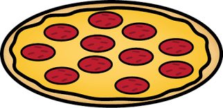 cheese pizza clipart. Delighful Pizza Whole Pepperoni Pizza For Cheese Clipart S