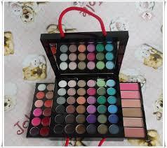 resenha um ping bag makeup palette da sephora urbano e retrô you