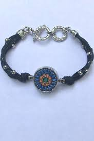 ganz snap jewelry bracelet front cropped image