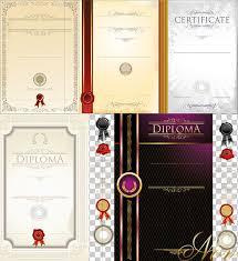 Элементы для создания дипломов грамот сертификатов на прозрачном  Клипарт Элементы для создания дипломов грамот сертификатов на прозрачном фоне