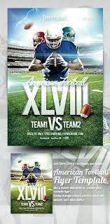 football flyer templates american football flyer template stadium pinterest flyer
