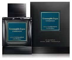 <b>Mediterranean Neroli</b> Essenze Ermenegildo <b>Zegna</b> новый парфюм ...