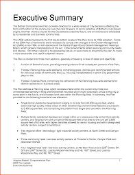Free Executive Summary Template executive summary format Ninjaturtletechrepairsco 1