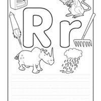 Free Worksheet Alphabet Letter R 200x200 alphabet archives page 2 of 4 e classroom on free letter r worksheets