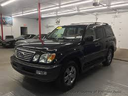 2007 Used Lexus LX 470 4WD 4dr at Premier Auto Serving Palatine ...