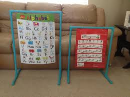 How To Make A Pocket Chart Stand Pin By April Steele On Teaching Pocket Chart Stand