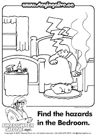 Small Picture Water Safety Coloring Pages Good Elementary Safety Images About