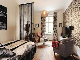 Bedroom Ideas For Small Apartment Pictures Brilliant Studio - Small apartment bedroom