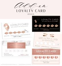 Add On Loyalty Card Design Macarons And Mimosas