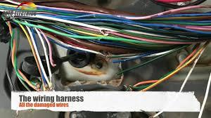 auto wiring harness repair wiring diagram show repairing wiring harness diy install gone wrong accelerate auto auto wiring harness repair auto wiring harness repair