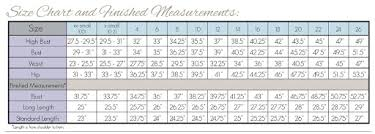 Bust Size Chart Women Blog Page 5 Of 97 New Horizons Designs