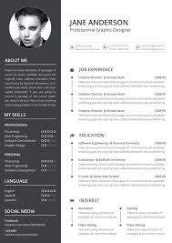 Pretty Resume Template Pretty Resume Template Download Free Creative