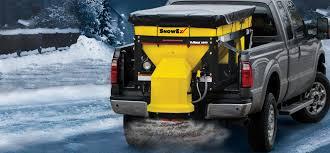 V-Maxx SP-8500/SP-8550 Sand & Salt Spreaders | SnowEx