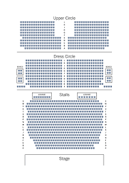 Lion King Broadway Seating Chart The Alhambra Theatre Bradford