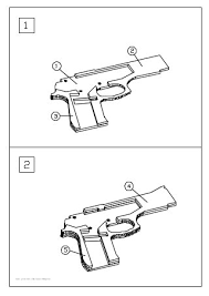 44d4d15a824c9f4de88d0e539fbe1320 rubber band gun plans carbine and submachine gun printable on iron router loading template