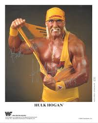 In addition to his professional wrestling career, hogan has also had a career in reality television and product endorsement. Wwf Wrestling Champion Hulk Hogan The Hulkster Etsy