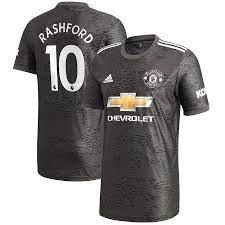 Manchester United 20/21 Marcus Rashford Deplasman Forması - Sekiz Numara