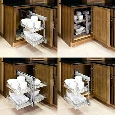 large size of cabinets blind corner kitchen cabinet organizers organizer fresh use out the empty island