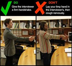 The Do S And Don Ts Of An Interview Job Interview Dos And Donts Collegehumor Post