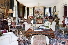 Ralph Lauren Living Room Furniture 10 Tell All Details From Arch Digests Epic Ralph Lauren Spread