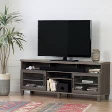 75 tv stand. South Shore Adrian Gray Maple TV Stand For TVs Up To 75 In. Tv N
