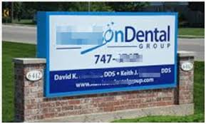 dental office colors. dental office signs colors