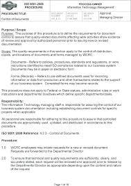 Work Instruction Template Work Instruction Template Luxury Word Iso 9001 Sample Unique