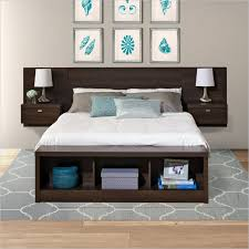 platform bed with headboard storage. Modren Headboard Platform Bed Headboard Design To With Storage A