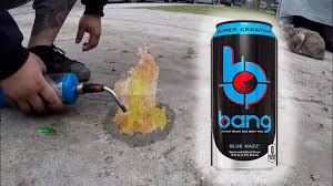 Lighting Bang Energy Drink On Fire Bang Energy Drink Is It Flammable